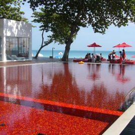 Kolam Merah Di Boutique Resort – Koh Samui, Thailand