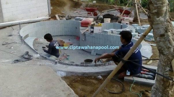 Jasa Renovasi Kolam Renang Bekasi