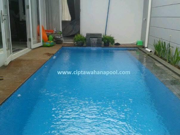 pembuat kolam renang