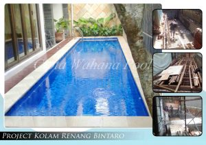 project kolam renang bintaro