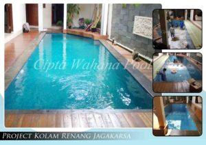 Project Kolam Renang Jaga Karsa
