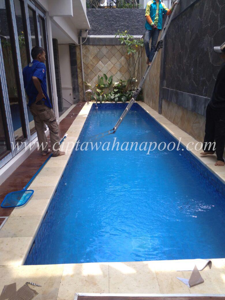 desain kolam renang indoor modern terbaru | cipta wahana pool