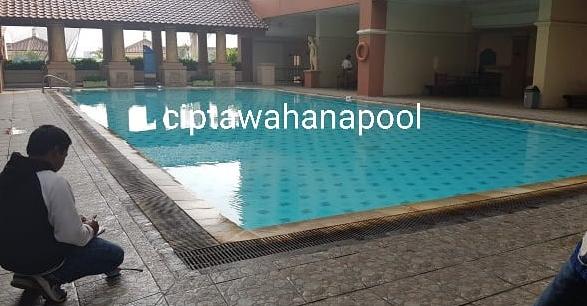 Kontraktor Kolam Renang Semarang Bergaransi