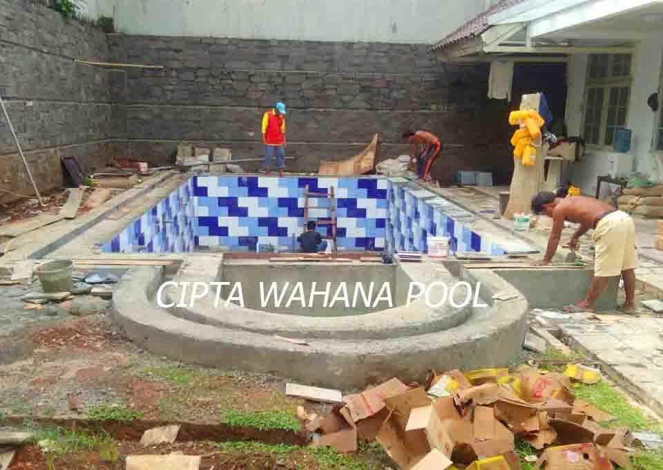 Jasa Kontraktor Kolam Renang Profesional Bantul Yogyakarta