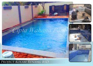 Project Kolam Renang BSD