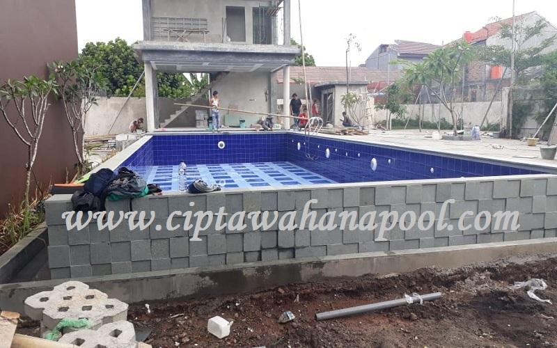 Jasa Renovasi Kolam Renang Murah Cirebon