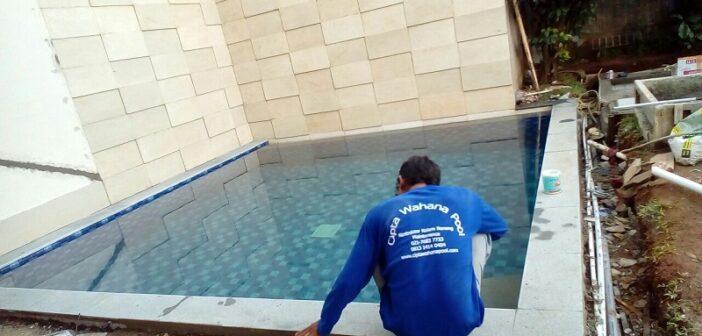 Kontraktor Kolam Renang Surabaya Professional Murah