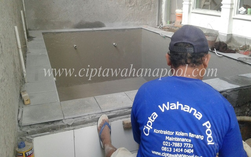 Jasa pembuatan kolam renang kota Pekalongan-jateng by: ciptawahana pool