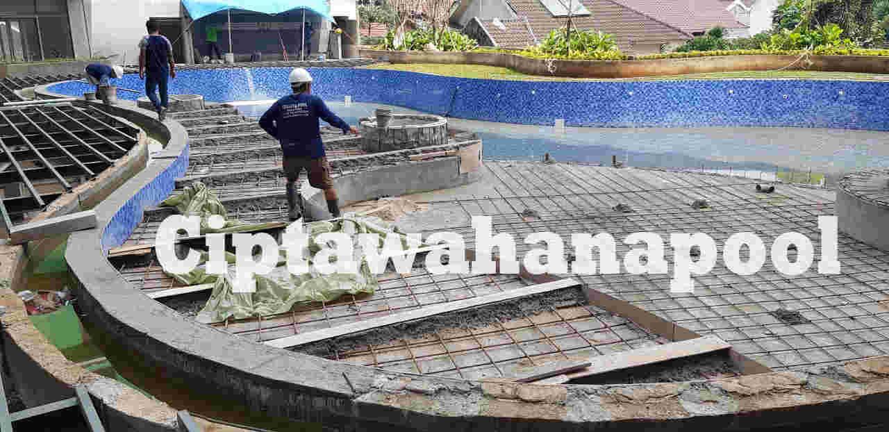 Kontraktor Kolam Renang ciptawaha pool yogyakarta