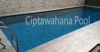 kolam renang klien disulawesi selatan yang dibuat oleh ciptawahana pool