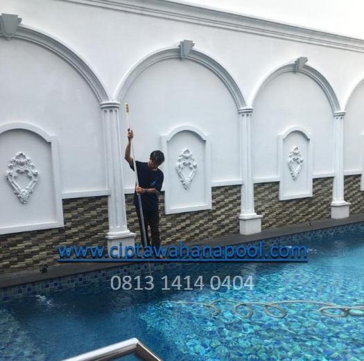 Jasa Perawatan Kolam Renang Murah Tangerang Selatan