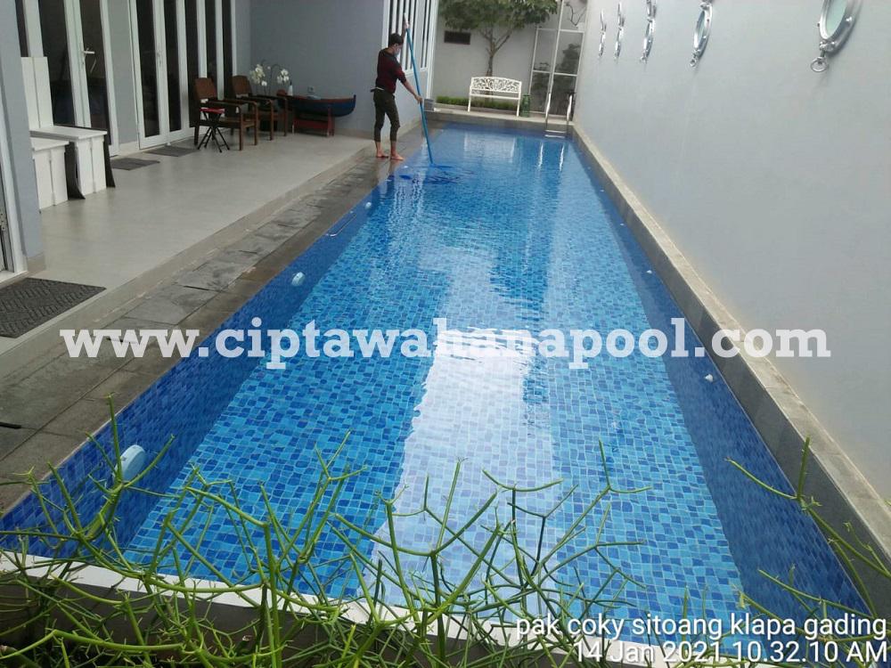 Jasa Water Treathment Air Kolam Renang Yogyakarta